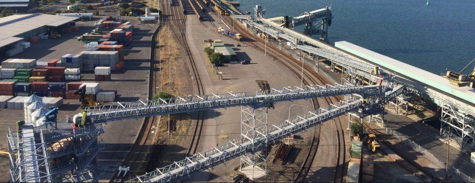 Newcastle Agri Terminal - Newcastle NSW