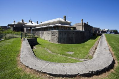 Cathy Moore - Fort Scratchley P1