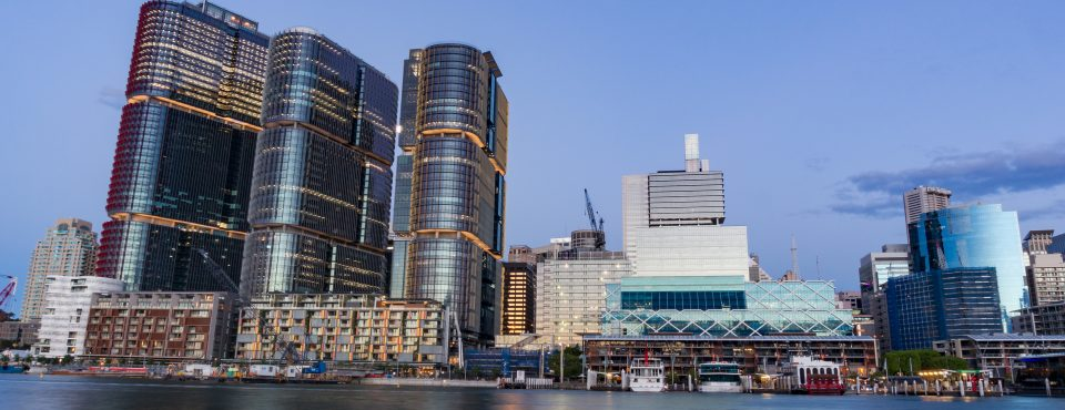 Barangaroo Commercial Towers - Sydney, NSW