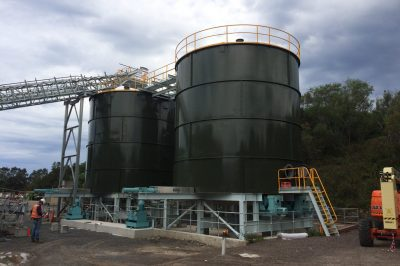 Sydney Water Biosolids