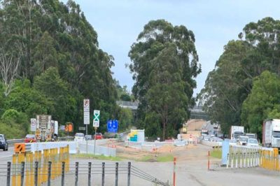 Pacific Motorway Upgrade